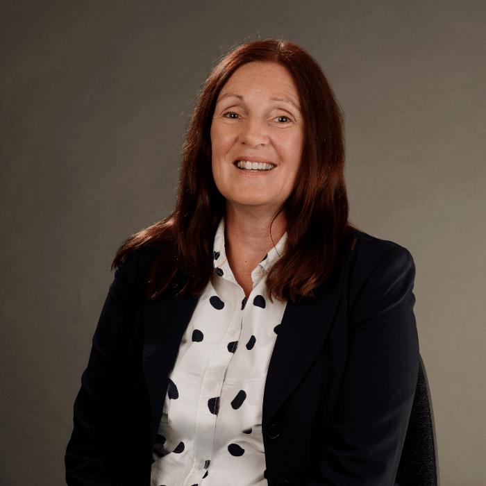 Gail Frankland Portrait