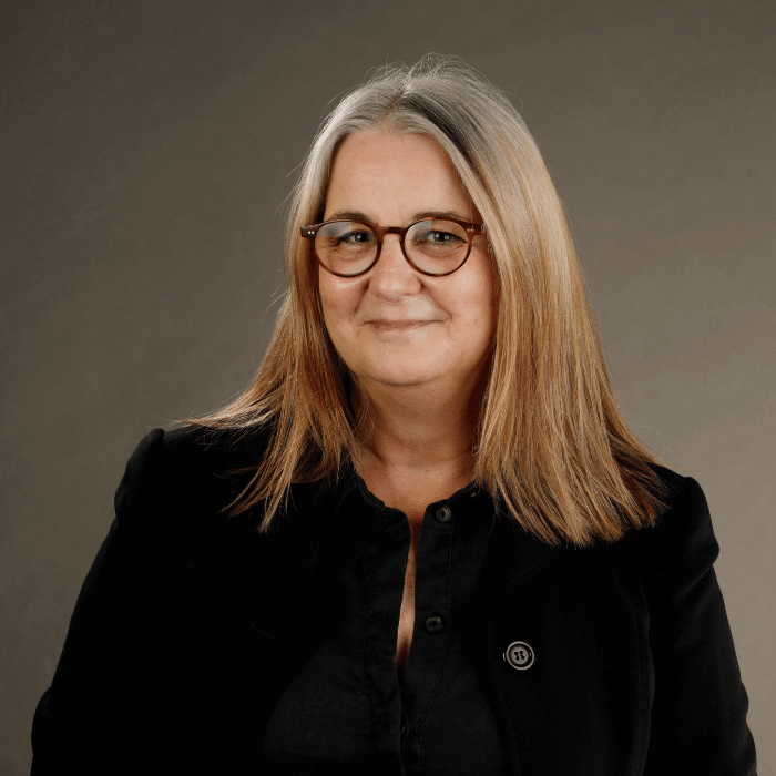 Yvonne Causton Portrait