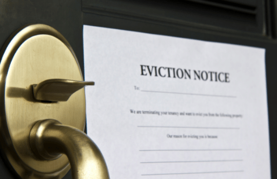 Eviction periods returning to normal